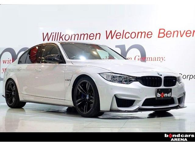 BMW M3 KWコイルオーバー RECAROシート カーボンエアロ