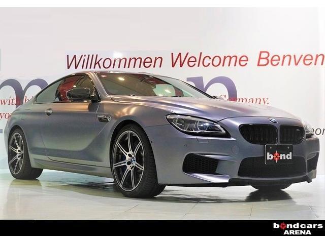 BMW コンペティション・パッケージ装着車