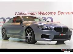 BMW M6 コンペティション・パッケージ装着車(BMW)