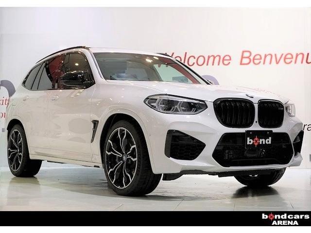 BMW コンペティション パノラマスライディングルーフ