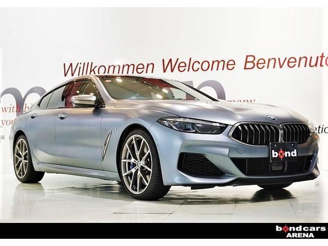 BMW M850i xDrive グランクーペ
