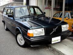 ボルボ240クラシックワゴン '93年最終型限定車 タン革 コロナ