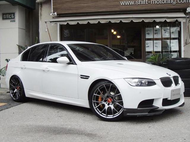 BMW M3 フルカスタム HDDナビ フルセグ 禁煙車 6MT