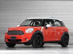 MINIクーパー クロスオーバー 17アルミ ワンオーナー認定中古車