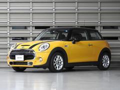 MINIクーパーS LEDヘッドライト ワンオーナー 認定中古車