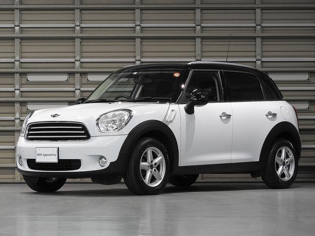 MINI クーパー クロスオーバー 1年保証 PNDナビ 認定中古車