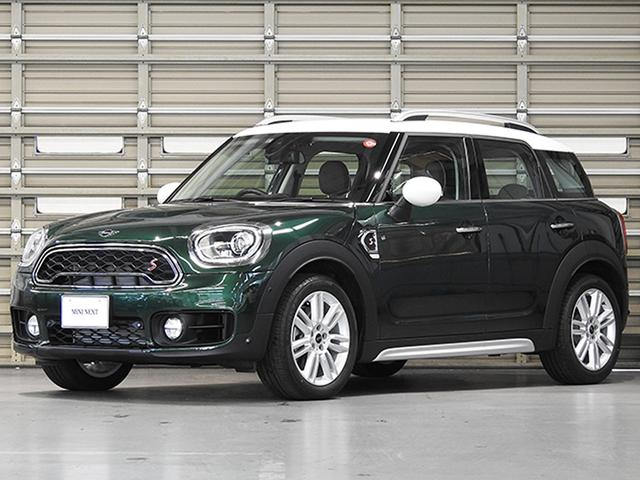 MINI クーパーSクロスオーバー ACC 電動革シート 認定中古車