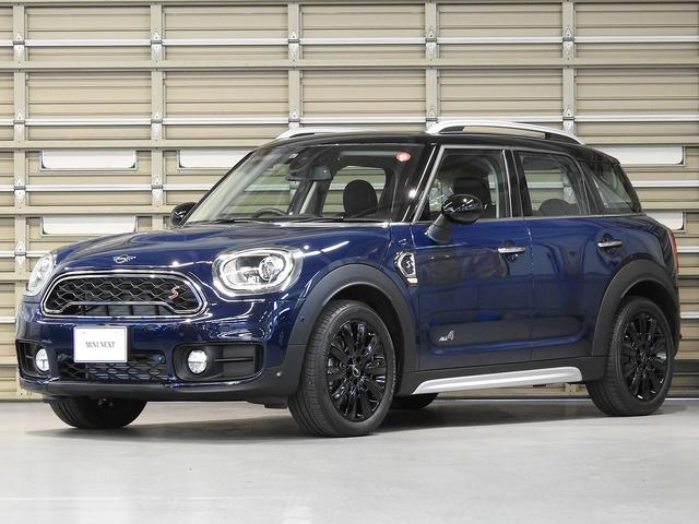MINI クーパーSD クロスオーバー オール4 ACC 認定中古車