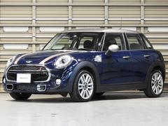 MINIクーパーS 特別仕様車SEVEN サンルーフ 認定中古車