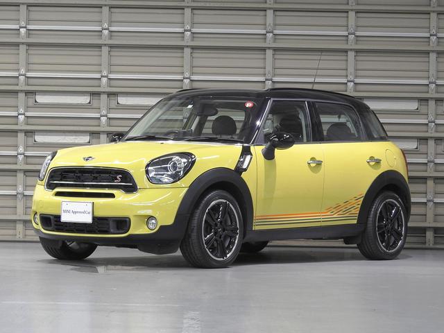 MINI MINI クーパーSD クロスオーバー サンライト 日本国内150台限定車 ハーフレザーシート ワンオーナー 認定中古車