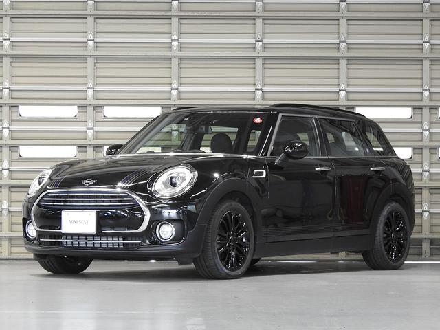 MINI クラブマン ブルーノートトーキョーエディション 日本国内120台限定車 アクティブクルーズコントロール シートヒーター 認定中古車