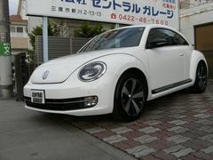 VW ザ・ビートルターボ フルオリジナル ナビテレビ