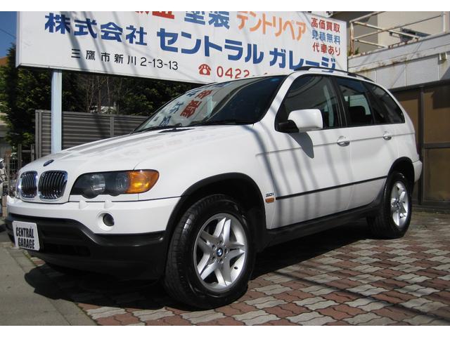 BMW 3.0i ETC ナビTV 18AW 4WD