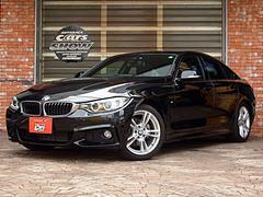 BMW420iグランクーペ Mスポーツ サンルーフ ACC