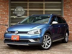 VW ゴルフオールトラックTSI 4モーション アップグレードPKG ACC プリクラ