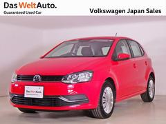 VW ポロコンフォートライン元社有車 衝突被害軽減ブレーキ 認定中古車
