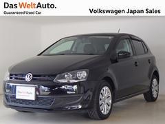VW ポロTSIコンフォートラインBMT ワンオーナー 認定中古車