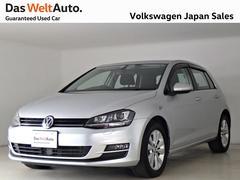 VW ゴルフTSIコンフォートライン ACC純正ナビRカメラ 認定中古車