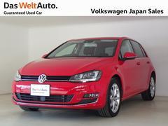 VW ゴルフTSIハイライン 純正ナビ RカメラETC2.0 認定中古車
