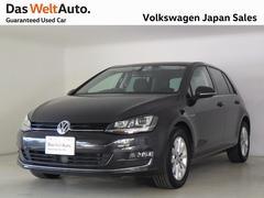 VW ゴルフラウンジ 限定車 専用内装 純正ナビ 認定中古車