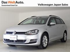 VW ゴルフヴァリアントTSIコンフォートライン 純正ナビ Rカメラ 認定中古車