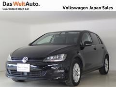 VW ゴルフTSIコンフォートライン 認定中古車