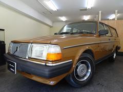 ボルボ240GLワゴン 買取車輌 93年最終モデル Tベル交換済