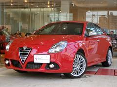 アルファロメオ ジュリエッタディビーナ 150台限定車 新車保証 ナビ 地デジ ドラレコ