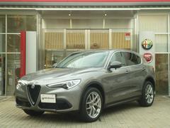 アルファロメオ ステルヴィオファーストエディション 4WD 赤レザーヒーター 新車保証