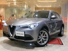 アルファロメオ ステルヴィオファーストエディション 当店試乗車 新車保証