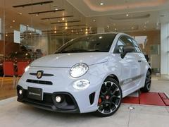 アバルト アバルト595コンペティツィオーネ 当店デモカー レコモン 新車保証