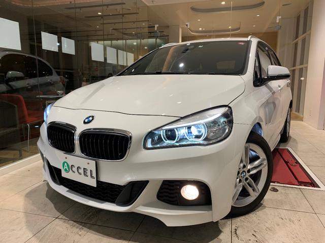 BMW 2シリーズ 218iアクティブツアラー Mスポーツ 純正ナビ&バックモニター 衝突軽減ブレーキシステム ETC