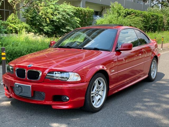 BMW 318Ci Mスポーツ 禁煙車 ガレージ保管 サンルーフ ETC