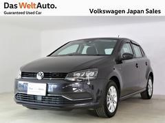 VW ポロラウンジ 1オー BカメラETC禁煙15AW認定中古車