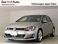 VW ゴルフGTIベースグレード1オーナ禁煙ACCナビLABカメラ 認定中古車