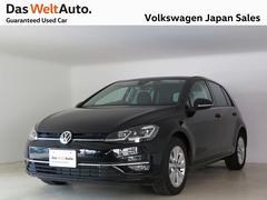 VW ゴルフTSIコンフォートライン1オーナ禁煙ナビデモカーUP認定中古
