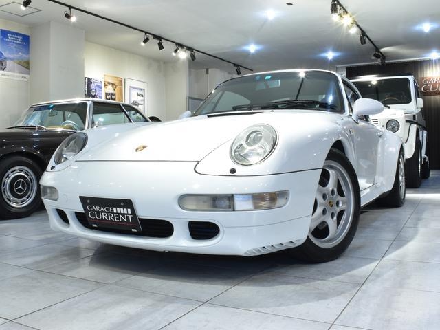 ポルシェ 911カレラS 97年最終モデル 日本限定仕様 ワイドボディ