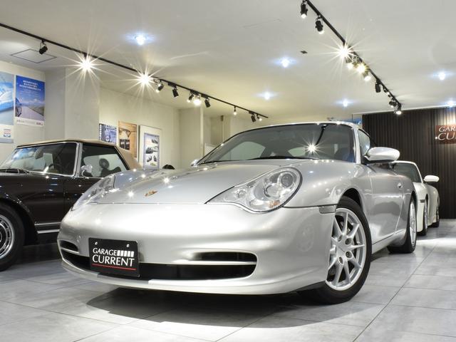 ポルシェ 911カレラ4 6速マニュアル D車&D整備 バックカメラ