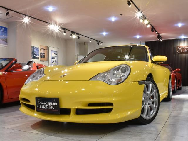 ポルシェ 911GT3 過去販売車両 純正バケットシート