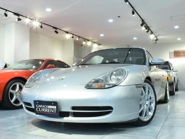 ポルシェ 911 911カレラ4 整備記録簿複数 6速マニュアル ヘッドライトきれい サンルーフ ディーラー車 取説 新車時保証書 スペアキー