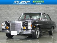 M・ベンツW109 300SEL6.3 ウエスタン物 左H 正規D車