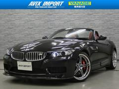 BMW Z4sDrive35i MスポーツPKG 赤革 カーボンスポイラ