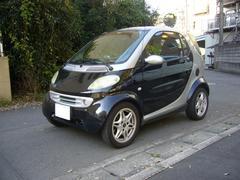 スマート クーペ左ハンドル ガラスルーフ 軽自動車登録済み ETC