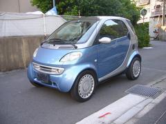 スマート クーペリミテッド 左ハンドル 軽自動車登録可 ガラスルーフ