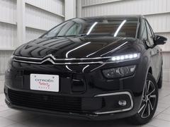 シトロエン C4 ピカソシャイン ブルーHDi自動ブレーキ新型ドラレコMプロ付き