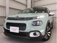 シトロエン C3シャインGルーフ新車保証Carplay登録済未使用車ドラレコ