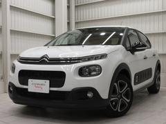 シトロエン C3フィール新車保証Carplayデモカースマートキー電格ミラー