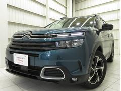 シトロエン C5エアクロスシャイン 新車保証継承デモカーcarplayハーフレザー