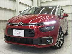シトロエン グランドC4 スペースツアラーシャイン本革レザーP電動シートヒータ新車保証継承8AT