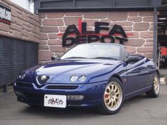 アルファスパイダー3.0 V6 24V